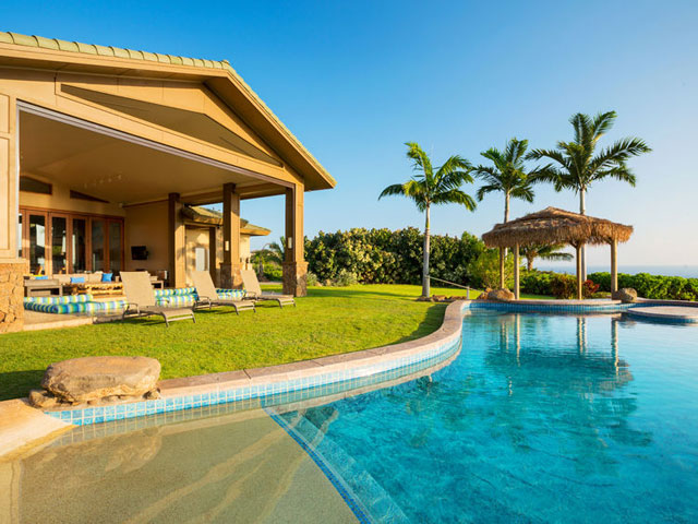 ハワイの家