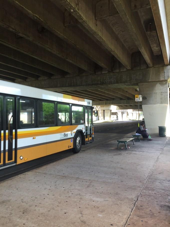 ホノルル空港バス
