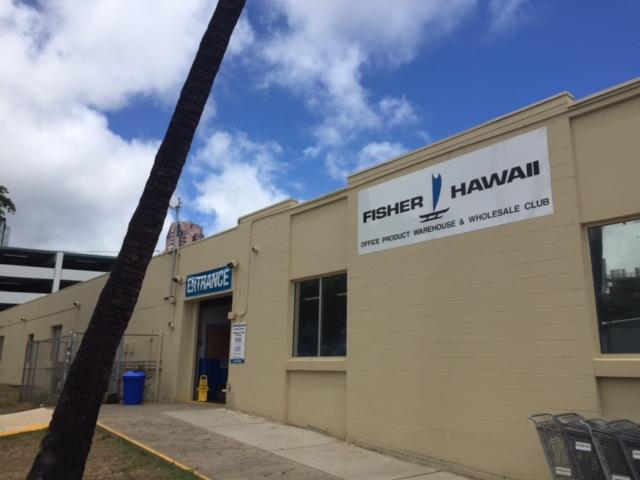 Fisher Hawaii