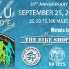 Ride Aloha「ホノルルセンチュリーライド」が今熱い。[2016年ホノルルセンチュリーライド」まであと、2週間ほどです。準備はOKですか?