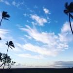 ワイアラエビーチパークの早朝のお散歩がお勧めな理由とは??