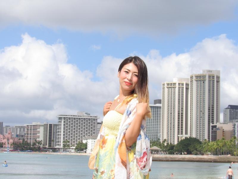 Mii in Hawaii