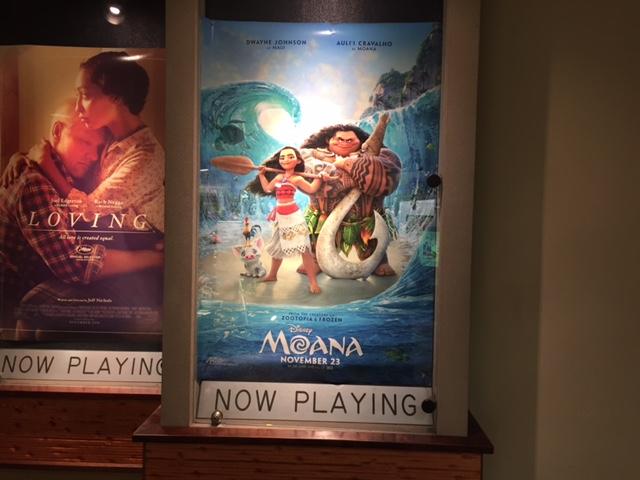 ディズニー映画モアナと伝説の海