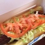 ハワイで一番おしゃれで美味しいホットドッグといえば?ここでしょ。