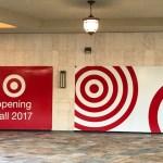 ターゲットがアラモアナセンターに!!オアフ島4店舗目。オープンは、2017年10月22日予定