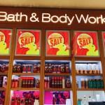 アラモアナのBath&BodyWorksが大セール中です!!なんと75%OFF