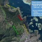 Kamehameha Hwyがクローズになります。6/22,23,28,29 旅行の際はご注意を