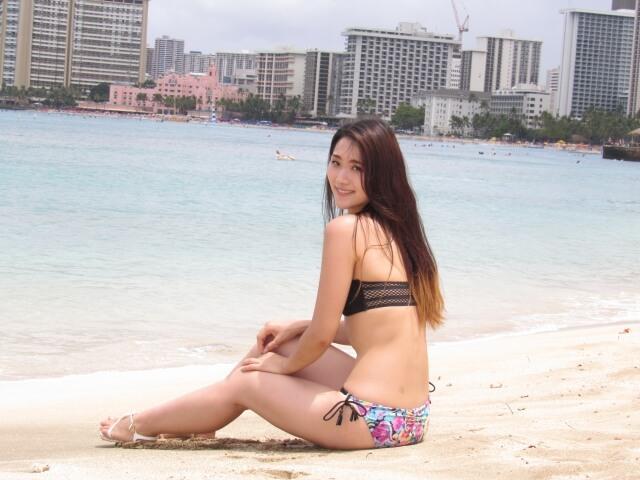 ハワイ美女102_Yu