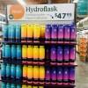ハワイ限定レインボーなHydroflask。47.95ドル@ホーフルーズ