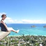 「ハワイ美女ウェンズデー」2年ぶり5回目のRUKAさんのハワイのお勧めはここ。