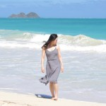 「ハワイ美女ウェンズデー」高校時代の親友とザ ロイヤルハワイアンホテルで語り合ったAIさん
