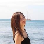 「ハワイ美女ウェンズデー」ハワイ長期滞在中のShioriさん。ハワイで友達とENJOY中!!