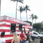 ハワイ好きはやっぱりマラサダが大好き。レナーズは、フードトラックが便利。