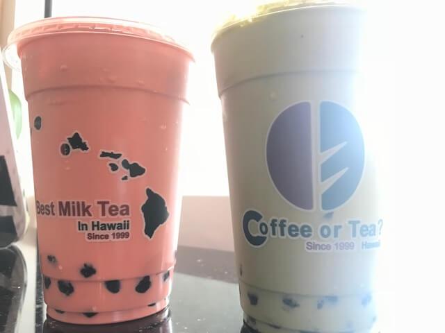 Coffee or Tea ?