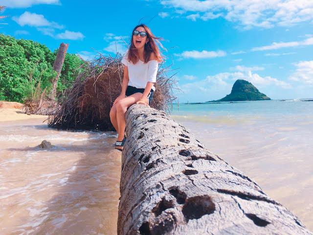 「ハワイ移住への道」ハワイで生活しながら将来のヒントを探すRinaさん