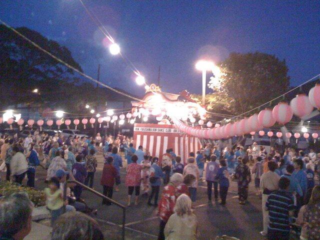 盆踊り大会