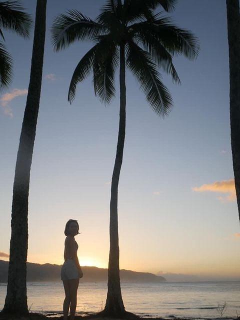 ハワイ美女309_Konomi
