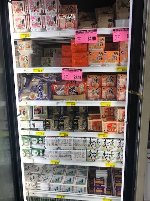 ハワイの納豆、スーパーの品ぞろえはどんな感じ?