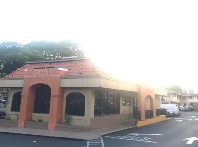 マッカリーのタコベルが2021年9月19日で閉店しました