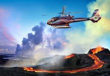 helikopter flug big island hawaii