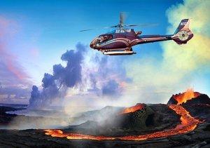 helikopter flug big island hawaii