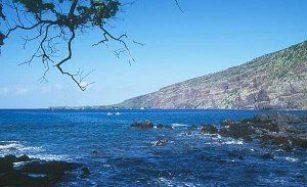 Honaunau Bucht Kona