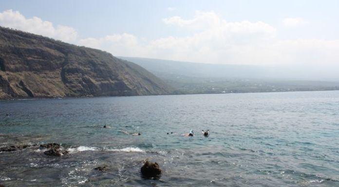 Kealakekua Bucht Kailua Kona