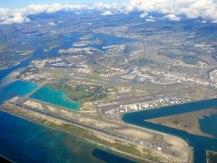 Flughafen Honolulu