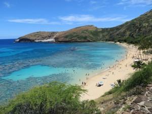 Hanauma Bucht Oahu