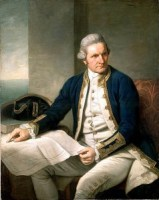 Kapitän James Cook