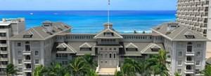 Moana Surfrider Westin Resort und Spa