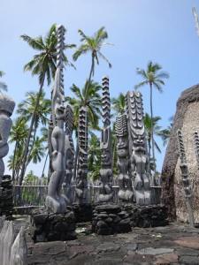 Puuhonua oder Honaunau Nationalpark