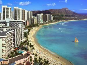 Strände Waikiki