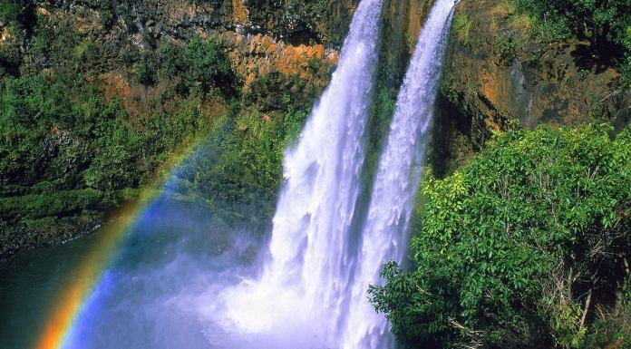 Wailua Wasserfall Kauai