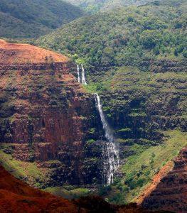 Waipoo Wasserfall Kauai