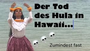 Hula in Hawaii
