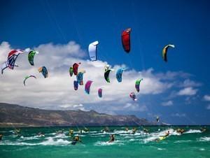Kite Surfen Kite Beach Maui