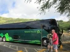 Tour Bus Hawaii