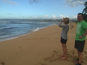 North Shore Strand Haleiwa