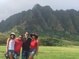 Kualoa Ranch deutschsprachige tour Oahu