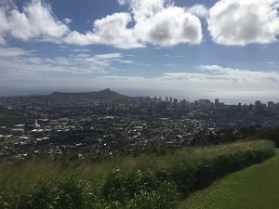 Diamond Head Krater Oahu Hawaii