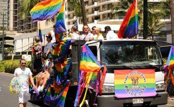 Schwulenbar Waikiki Hulas