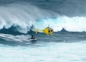 Peahi Jaws Big Wave Surf Maui