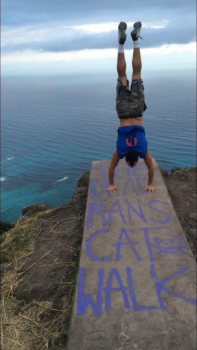 Dead Mans Catwalk – Hike Wanderung auf Oahu im Hawaii Urlaub