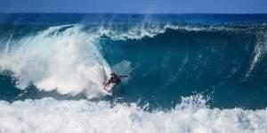 Surfwettbewerbe in Hawaii