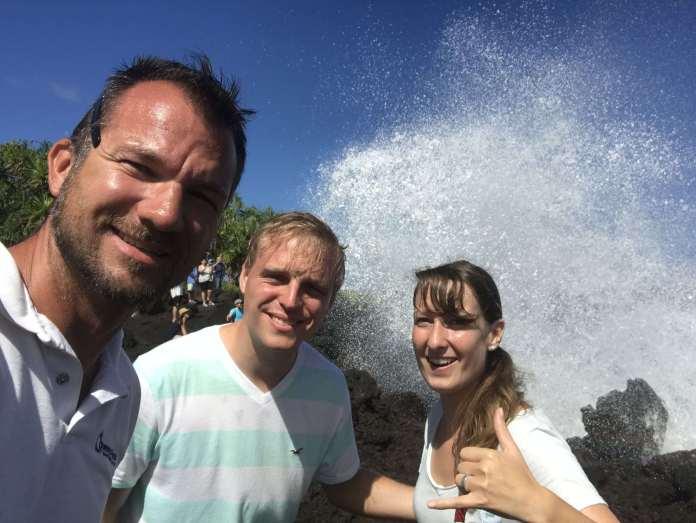 Deutsche Tour auf Maui