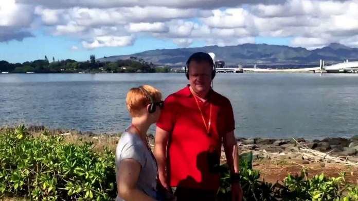 Ein Ausflug nach Pearl Harbor in Hawaii