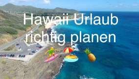 Hawaii Urlaub 2020 planen