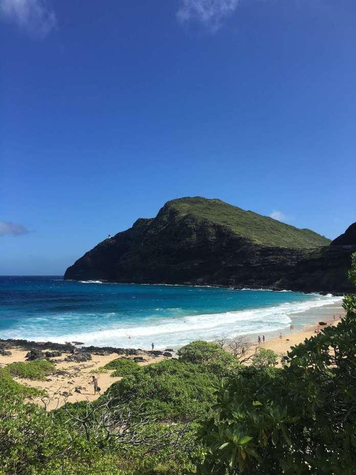 Bucht Makapu'u Beach