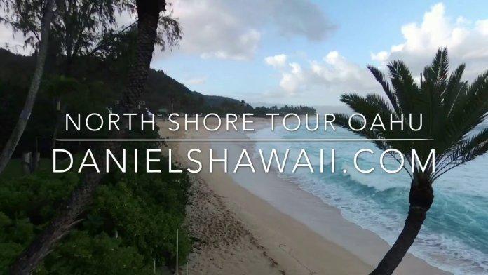 North Shore Oahu Tour auf deutsch